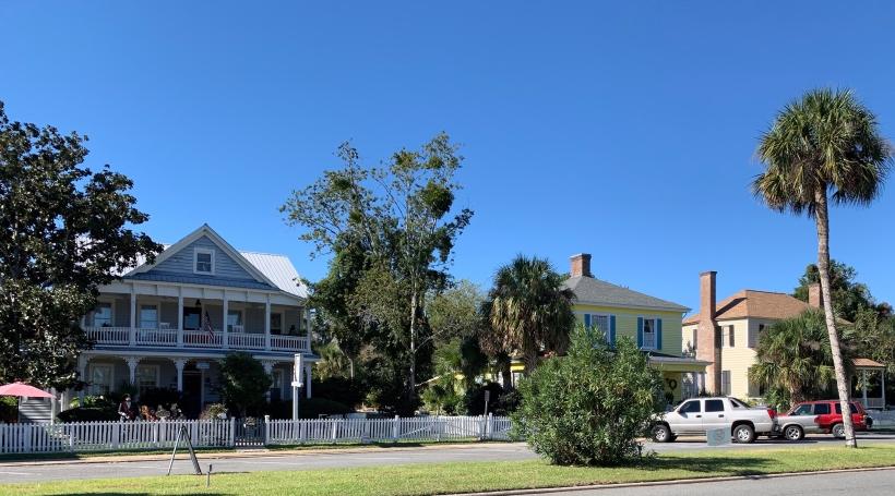 St Marys houses